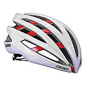 BBB BHE-05 - Icarus Helmet - White & Red (52-58cm)