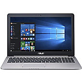 "ASUS K501 15.6"" Intel Core i7 12GB RAM 512GB SSD Windows 10 Laptop Silver"