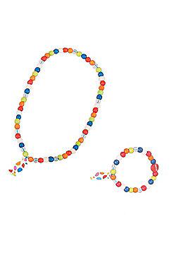 Tatiri Cupcake Bracelet and Necklace (Spot Sweet)