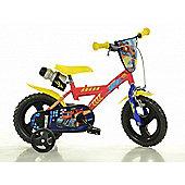 Disney Monster Machine Blaze 12inch Balance Bike Red - DINO Bikes