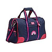Tinc Weekender Bag - Navy/Pink