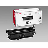 Canon 723 Toner Cartridge - HC Black