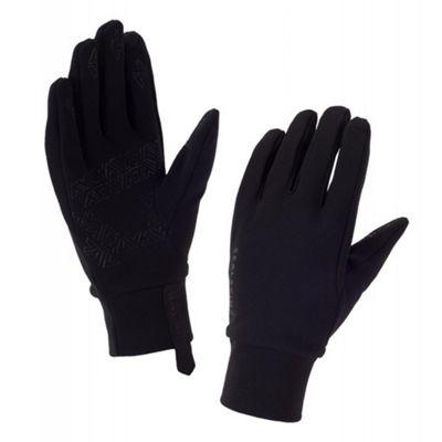 SealSkinz Fleece Nano Glove Black Size: M