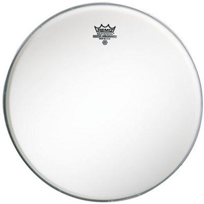 Remo 8 inch Ambassador Coated Tom head