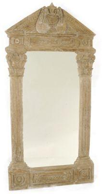 Papa Theo Vert Trophy Large Mirror
