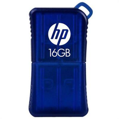HP V165W 16 GB USB Flash Drive - Blue