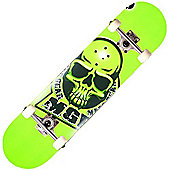 Madd Gear Jive Series Branded Green Complete Skateboard