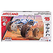 MECCANO 15 Model Set - ATV 6028580