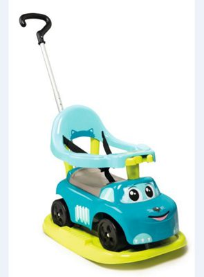 SMOBY Auto Bascule Blue