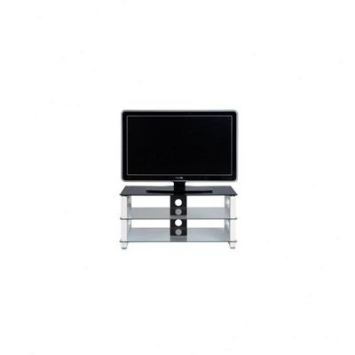 Ateca Vision Opera TV Stand - White