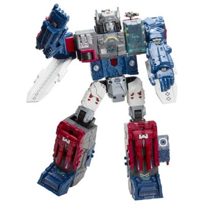 Transformers Titan Returns Fortress Maximus