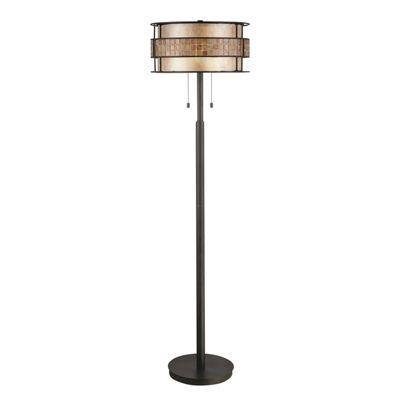 Laguna Floor Lamp 2 x 60W E27