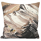 Riva Home Everest Charcoal Cushion Cover - 45x45cm