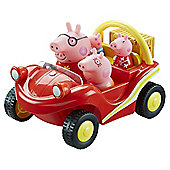 Peppa Pig Holiday Beach Buggy
