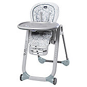 Chicco Highchair Polly Progress Highchair, Sage