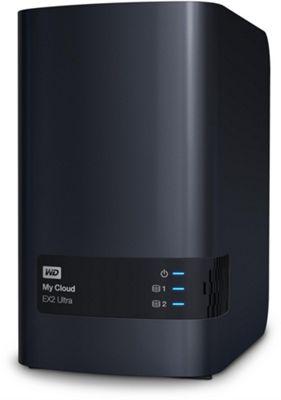 WD My Cloud EX2 Ultra 2-Bay 16TB(2x8TB WD RED) Nas Solution