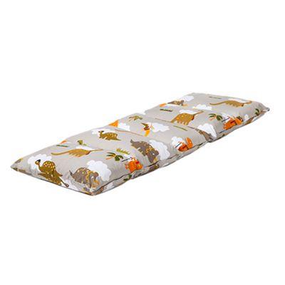 Children's Jurassic Design Folding Sleepover Nap Mat