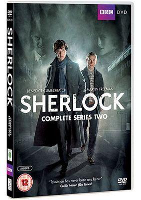 Sherlock - Series 2 - Complete (DVD Boxset)