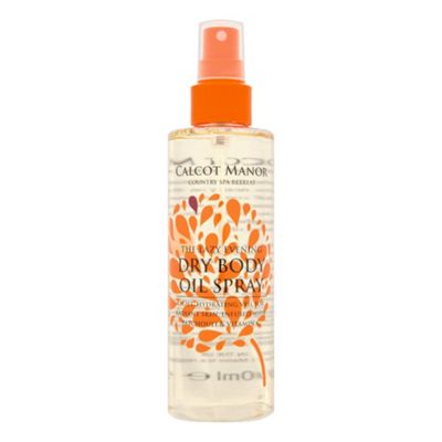 Calcot Manor  The Lazy Evening Dry Body Oil Spray