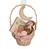 New Baby Girl Gift Basket Guess How Much I Love You