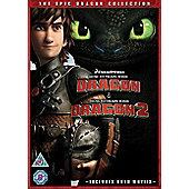How To Train Your Dragon / How To Train Your Dragon 2