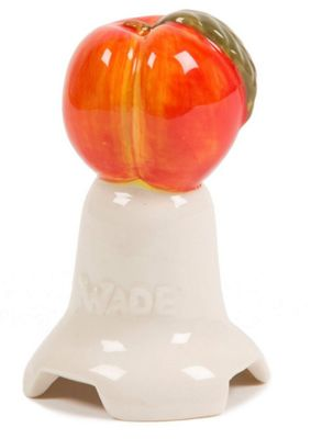Milton Brook by Wade Ceramic Pie Funnel Bird in Peach Design 80290