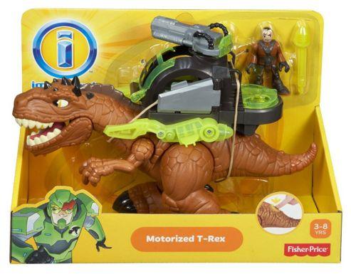 Imaginext Dinosaurs: Motorized T-Rex