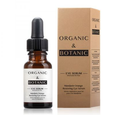 Organic & Botanic Mandarin Orange Restoring Eye Serum 15ml