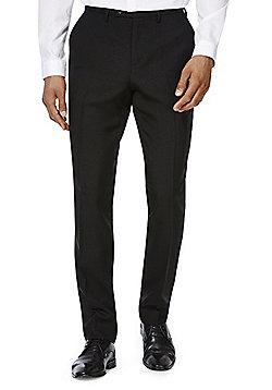 F&F Slim Fit Trousers - Black