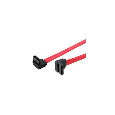 StarTech.com Right Angle SATA Cable - Serial ATA cable -