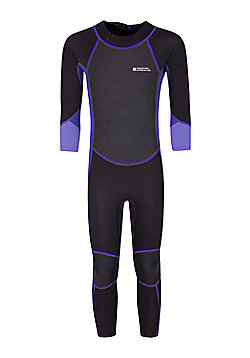 Mountain Warehouse Kids Full Wetsuit - Purple