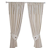 Bed-e-ByesBaxter and Rosie Curtains Tape Top 132x160