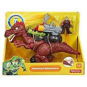 Imaginext Dinosaurs: Motorized Spinosaurus