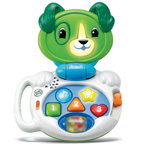 LeapFrog My Talking LapPup Scout Electronic Activity Toy