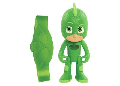 PJ Masks Glow Figures with Wrist Band Gekko