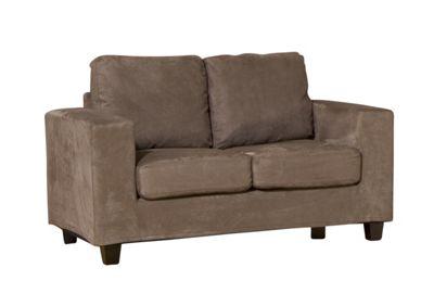 Sofa Collection Molina Sofa - 2 Seat - Dark Brown