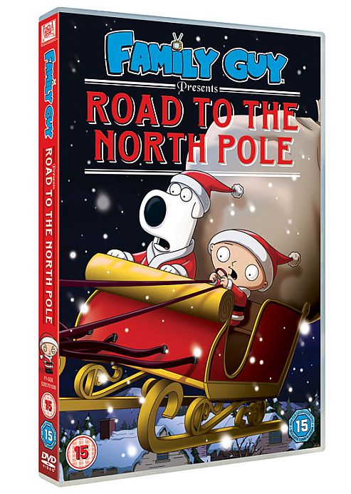 Family Guy: Road To The North Pole (DVD)