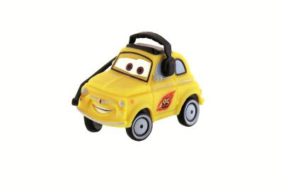 Disney - Cars 2 - Luigi Figure - 2' - Bullyland