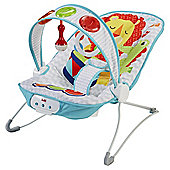 Fisher Price Kick & Play Piano Bouncer