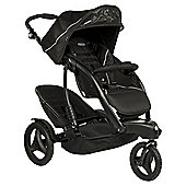 Graco Trekko Duo 3 Wheel Pushchair, Sport luxe