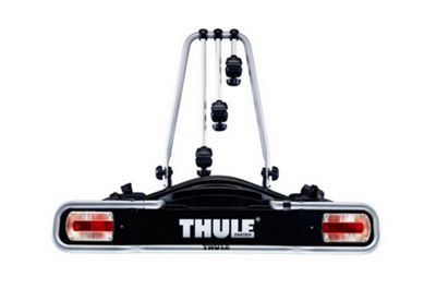Thule EuroRide 943 Towbar Mounted 3 Bike Carrier with 7 Pin Electrics