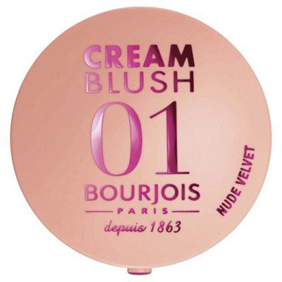 Bourjois Lrp Blush Crème Nude Velvet T01