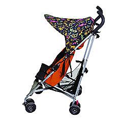Dreambaby Stroller Buddy Extenda-Shade with Animal Print (Medium)