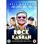 Rock The Kasbah DVD