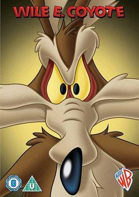 Big Faces - Wile E. Coyote (DVD)