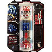 Bakugan Gundalian Invaders Combat Set - PHOSPHOS and TERRORCREST (Blue+Red) - Toys/Games