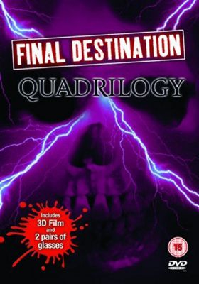 Final Destination Quadrilogy (DVD Boxset)