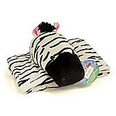 Pillow Pets Blankets Zebra