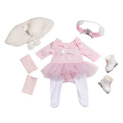 Baby Born Deluxe Ice Skating Outfit