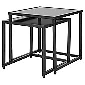 Lawrence Nest of Tables Black